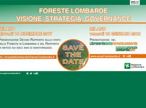 foreste lombarde ersaf