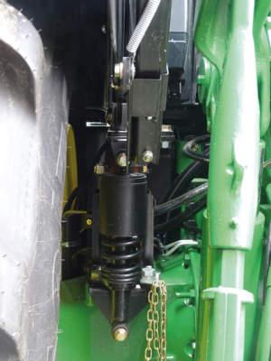 I nuovi 6M sono ora disponibili con una sospensione meccanica della cabina esente da manutenzione.