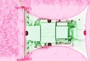 FENDT: Videocamera a 360° camera mietitrebbue (modelli X/P)