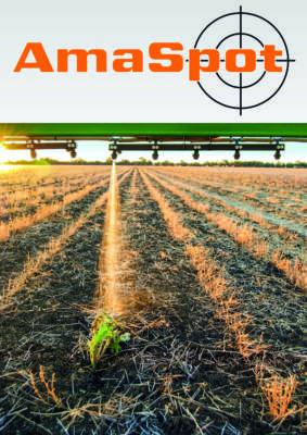 AMAZONE: AmaSpot (controllo intelligente dell'ugello basato su sensori)