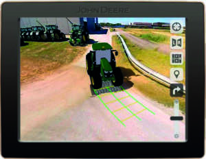 JOHN DEERE e CONTINENTAL AUTOMOTIVE: Videocamera 3D a 360 gradi