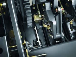 CLAAS: Sistema combinato  di monitoraggio legatura e controllo automatico della di pressione d'imballaggio per big baler