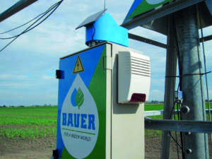 PESSL INSTRUMENTS, BAUER e LAND-DATA: Ica-Wireless - Controllo intelligente dell'irrigazione