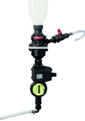 AGROTOP: easyFlow Qf (conteggio semi accurato e contaminazione zero)