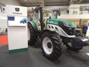 L'Arbos 5120 sviluppa una potenza massima di 122 cv.