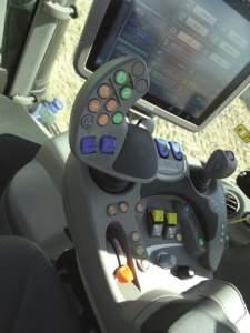 Primo piano della cloche della trasmissione Rc-Shift.