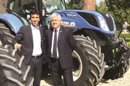 """New Holland, precisione """"plus"""" per terzisti e agricoltori"""