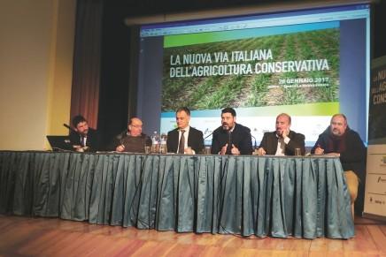 I servizi ecosistemici dell'agricoltura conservativa