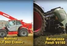 0fc59bf426 Fendt lancia e100 Vario trattore elettrico