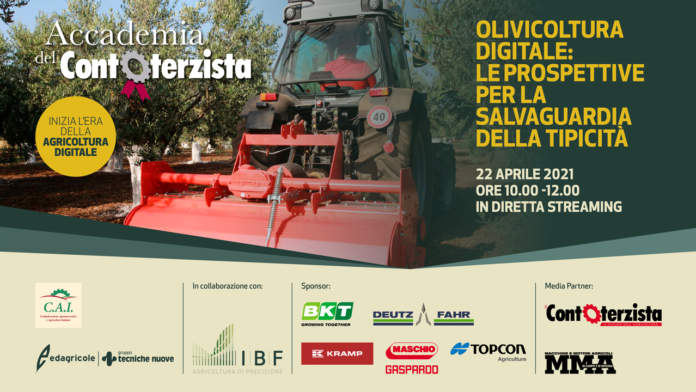 olivicoltura digitale